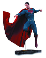 Batman V Superman Dawn Of Justice Superman Statue DC Comics -- AUG150304