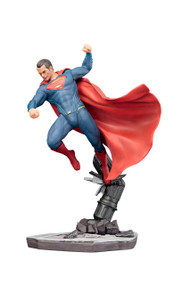 Batman vs Superman DOJ Superman ARTFX+ Statue Dark Knight Kotobukiya -- FEB162704