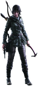 Rise Of The Tomb Raider Lara Croft Play Arts Kai Figure -- Square Enix -- JAN162685