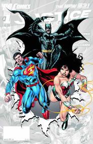 DC Comics The New 52 Zero Omnibus HC -- AUG120249