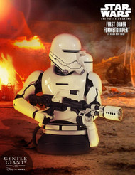 Star Wars Ep7 First Order Flametrooper Mini-Bust -- Gentle Giant -- APR162829
