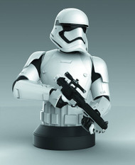 Star Wars Ep7 First Order Stormtrooper Deluxe Mini-Bust Gentle Giant -- DEC152257