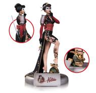 DC Bombshells Katana Statue -- Suicide Squad -- JUL160448