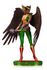 DC Cover Girls Hawkgirl Statue -- Justice League -- SEP160386