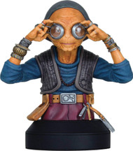 Star Wars Maz Kanata Bust -- Gentle Giant -- JUL168600