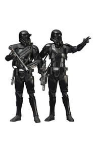 Star Wars Rogue One Death Trooper ARTFX+ Statue 2pk 2 pack Kotobukiya -- FEB172860