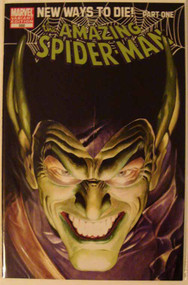 Amazing Spider-Man 568 570 571 572 573 New Ways to Die VARIANT Ross | COMIC00000182