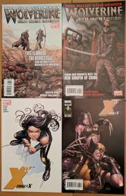 Wolverine Old Man Logan 67 68 X-23 Target X 1 6 Millar MicNiven X-Men | COMIC00000192