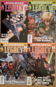 Star Wars Legacy 8 9 10 11 12 13 14 Skywalker Ostrander Duursema | COMIC00000193
