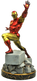 Marvel Premier Collection Classic Iron Man Statue | Avengers Diamond | FEB172611