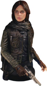 Star Wars Rogue One Jyn Erso Seal Commander Bust Statue | Gentle Giant | DEC162819