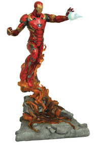 Marvel Milestones Civil War Movie Iron Man Statue Downey Gentle Giant | MAR172719