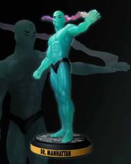 Before Watchmen Dr Manhattan Statue -- AUG120313