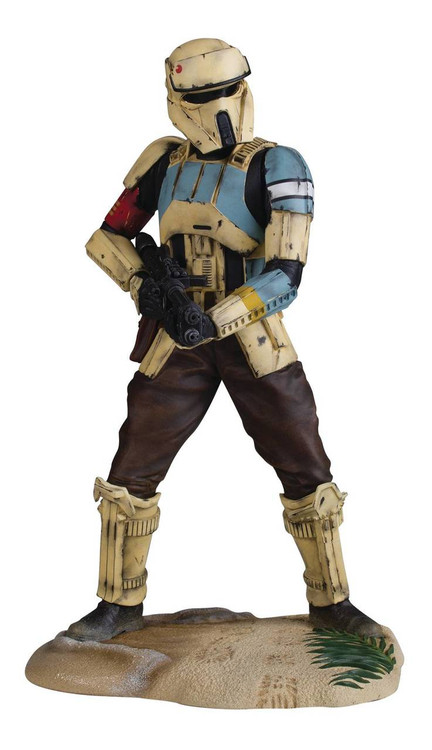 Star Wars Rogue One Collectors Gallery Shoretrooper 9in statue | JUN172875
