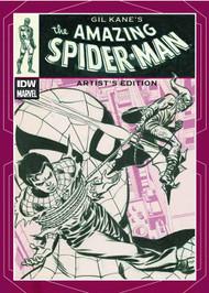 Gil Kane Amazing Spider Man Artist Edition HC -- AUG120380