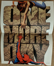 Spider-Man One More Day Official Comic Shop Poster Ad New | PLATES00000013