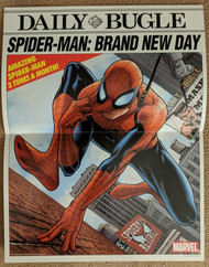 Spider-Man Brand New Day Daily Bugle Official Poster Ad New | PLATES00000014