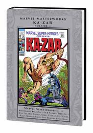 Mmw Ka-Zar HC Volume 01 -- AUG120695