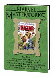 Mmw Ka-Zar HC Volume 01 DM Variant Edition 190 -- AUG120696