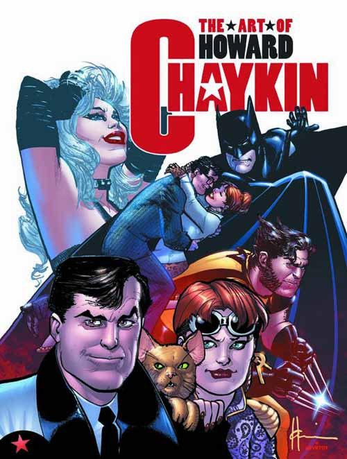 Art Of Howard Chaykin HC Signed Edition -- AUG121050