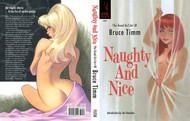 Naughty & Nice Good Girl Art Bruce Timm SC New Ptg -- AUG121137