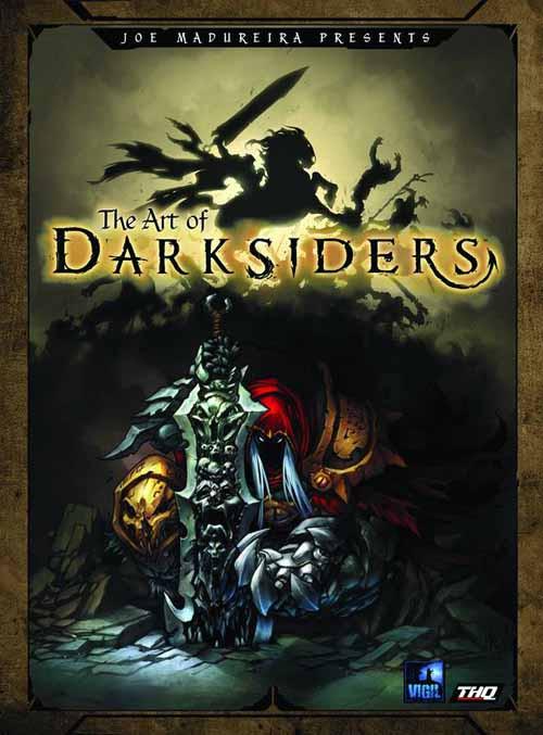 Art Of Darksiders SC Volume 01 -- AUG121330