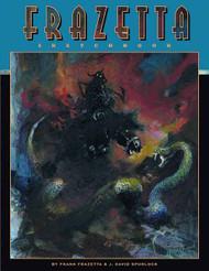 Frazetta Sketchbook Deluxe Slipcased Edition -- AUG121382
