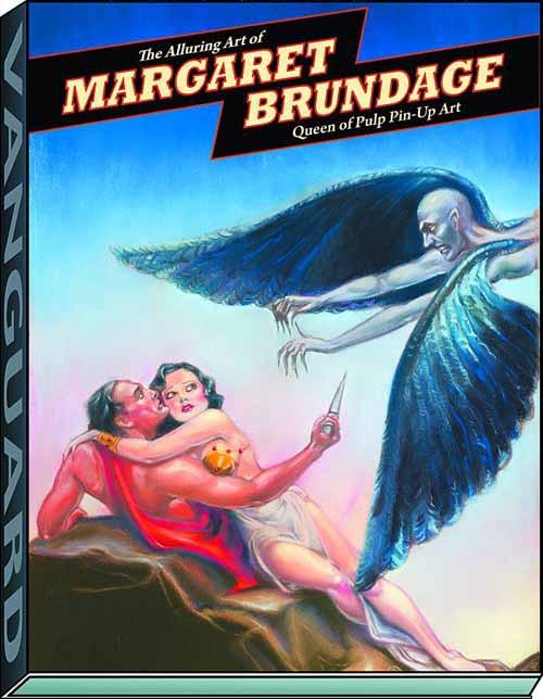 Alluring Art Of Margaret Brundage Deluxe Slipcased Edition -- AUG121384