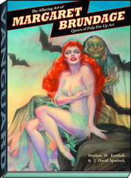 Alluring Art Of Margaret Brundage HC -- AUG121385