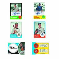 Topps 2012 Heritage Minor League Baseball Trading Cards Box -- AUG121550