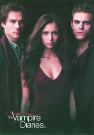 Vampire Diaries Season 2 Trading Cards T/C Box -- AUG121553