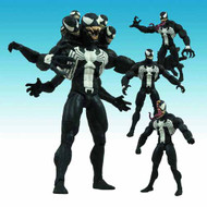 Marvel Select Venom Action Figure Case -- Spider-Man -- AUG121763