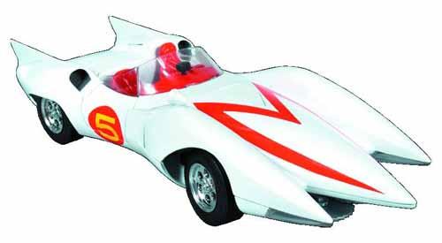 Speed Racer Mach 5 1/18 Die Cast Vehicle -- AUG121773