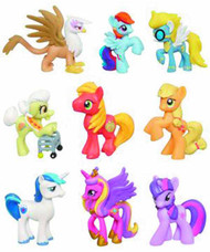My Little Pony Minis Assorted 201201 -- AUG121814
