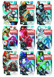 Marvel Universe Action Figure Assorted 201203 -- AUG121818