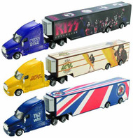 Hot Wheels Tour Haulers Diecast Assorted -- AUG121826