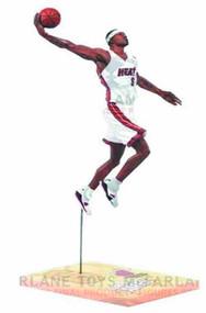TMP NBA Series 21 Lebron James 2 Action Figure Case -- AUG121830