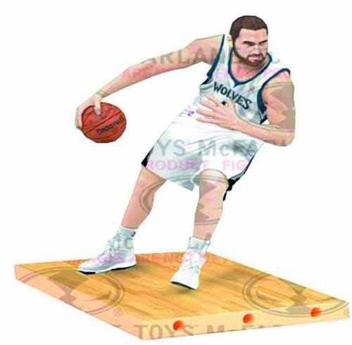 TMP NBA Series 21 Kevin Love Action Figure Case--McFarlane -- AUG121833