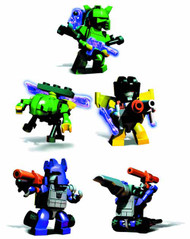 Kreo Transformers Micro-Changers Assorted -- AUG121839
