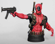 Gentle Giant Deadpool Mini-Bust -- X-Men -- AUG121851