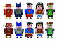 Justice League X Korejanai Mini Figure 10-Piece Ds -- AUG121884