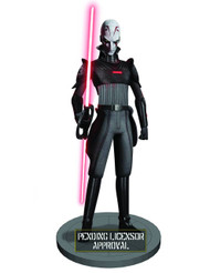 Star Wars Rebels Inquisitor Maquette Statue -- Gentle Giant -- MAR142121
