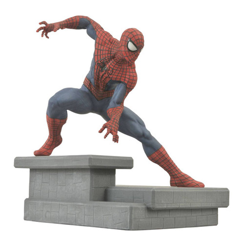 Amazing Spider-Man 2 Movie Statue -- Diamond Select Gentle Giant -- APR141985