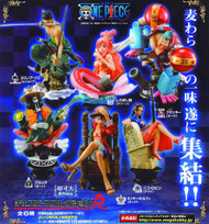 One Piece Chess Piece Collection 6-Piece Bmb Ds Volume 2 -- AUG121940