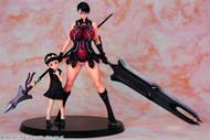 Queens Blade Cattleya PVC Figure Suke Suke Version -- AUG121943