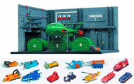 Thunderbird 2 Container Dock 1/350 Scale Model Kit -- AUG121957