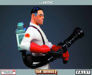 Team Fortress 2 The Medic Statue -- AUG121963