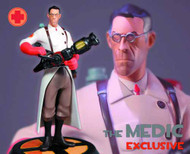 Team Fortress 2 The Medic Statue Kritzkrieg Version -- AUG121964
