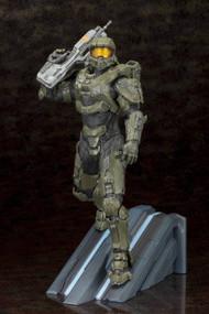 Halo Master Chief ARTFX Statue -- Xbox Kotobukiya -- JUN142290