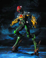Sic Kamen Rider Ooo Tatoba Combo Action Figure -- AUG121970